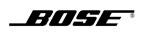 Bose <br/> USA